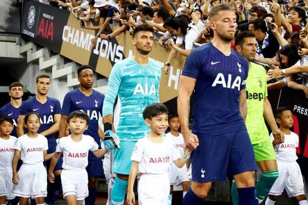 Tottenham shirt deeal