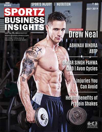 Sportz Business Magazine July 2019