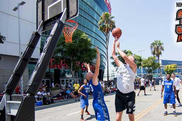 Annual Nike Basketball
