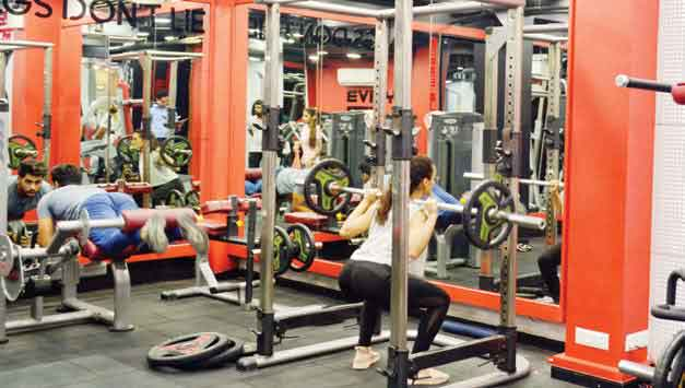 BM gym