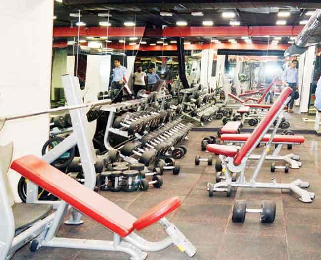 Body Mechanics gym