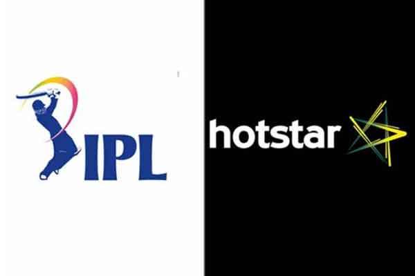 IPL and Hotstar