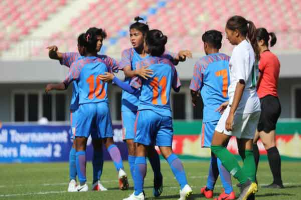 Indian women's football