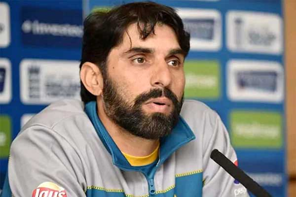 Misbah Pakistan cricket