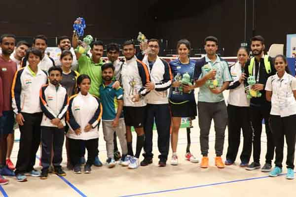 Para Badminton