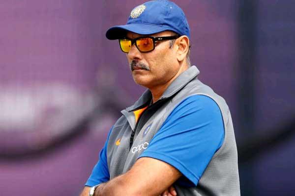 Ravi Shastri, Indian coach