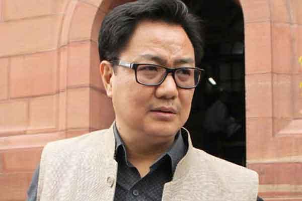 Sports Minister Arunachal Pradesh