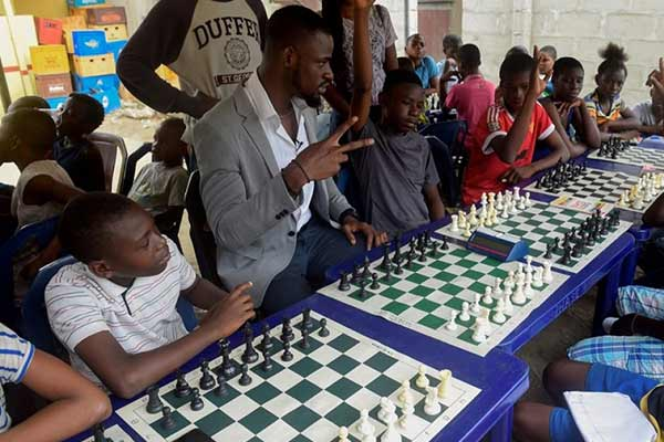 Chess in Nigerial