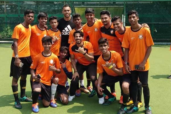 AdidasTango League