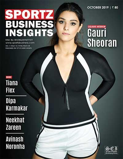 Sportz Business Magazine October 2019