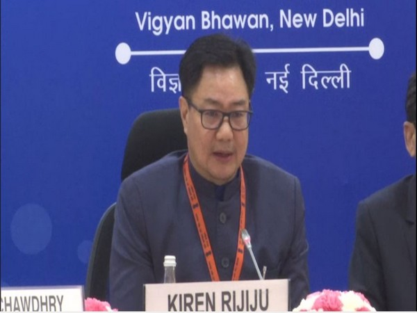 Kiren Rijiju, the Union Minister for Youth Affairs and Sports