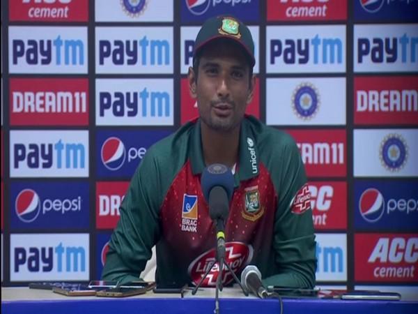 Bangladesh skipper Mahmudullah