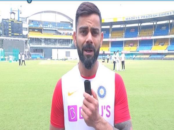 Indian skipper Virat Kohli (Photo/ BCCI)