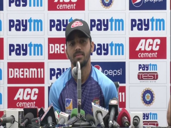 Bangladesh Test skipper Mominul Haque