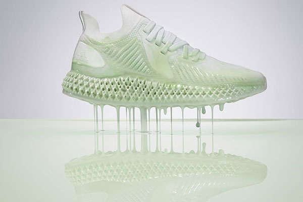 Adidas Launches ALPHAEDGE 4D RUNNING SHOE