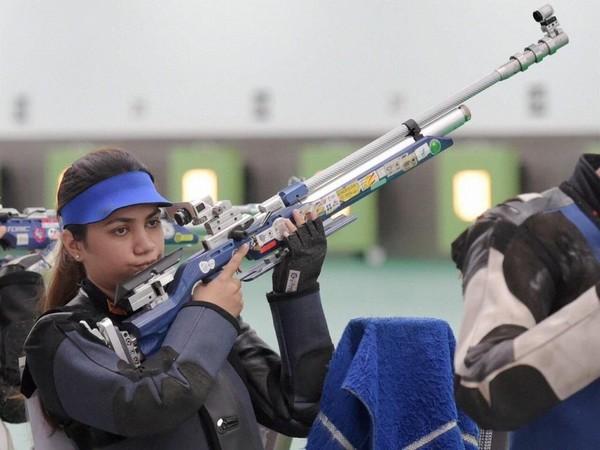 Indian rifle shooter Apurvi Chandela