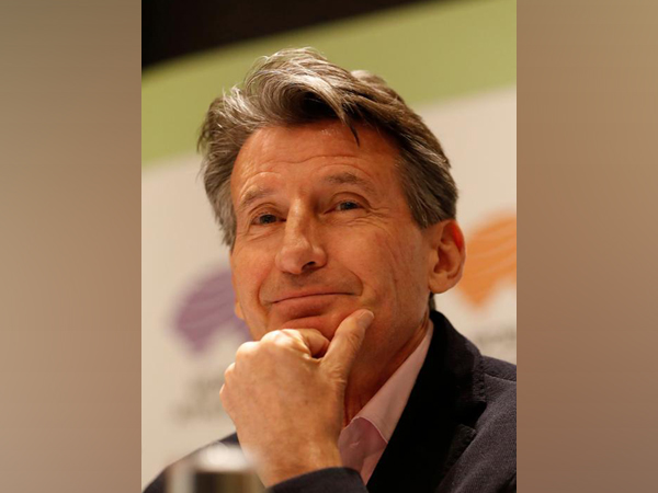 World Athletics President Sebastian Coe