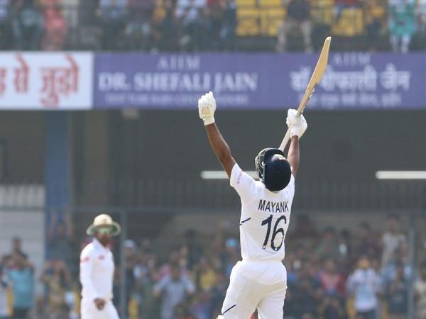 Opening batsman Mayank Agarwal (Photo/ Mayank Agarwal Twitter)