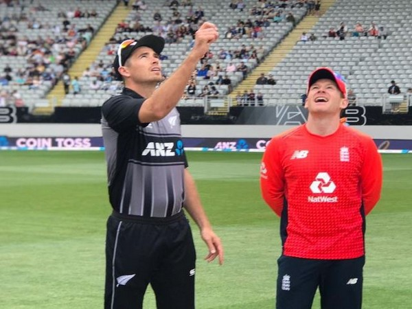 England win toss, elect to bowl first in series-decider against New Zealand here on Sunday. (Photo/ BLACKCAPS Twitter)
