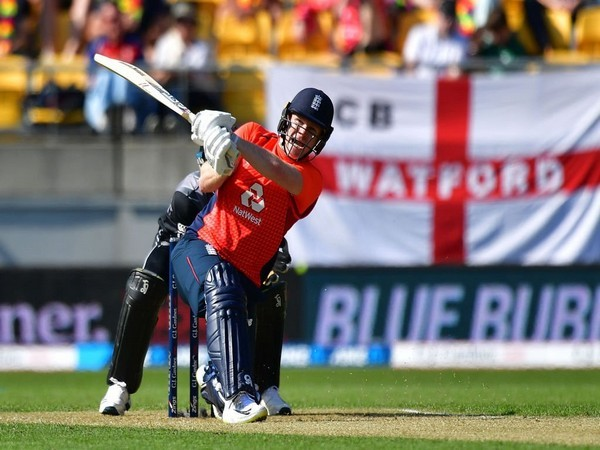 Eoin Morgan (Photo/ICC Twitter)