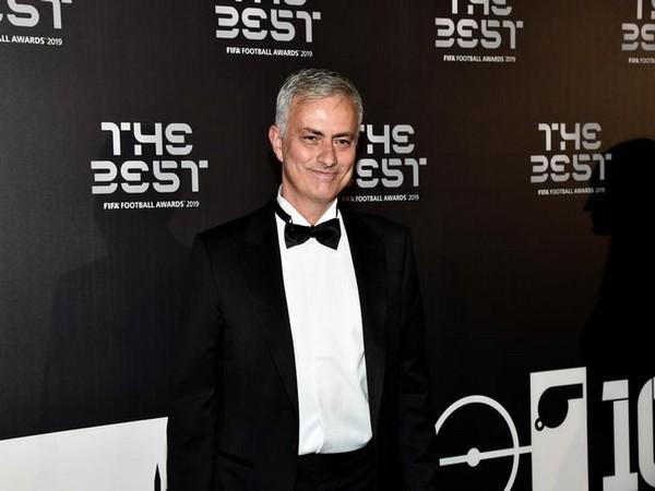 Tottenham's manager Jose Mourinho