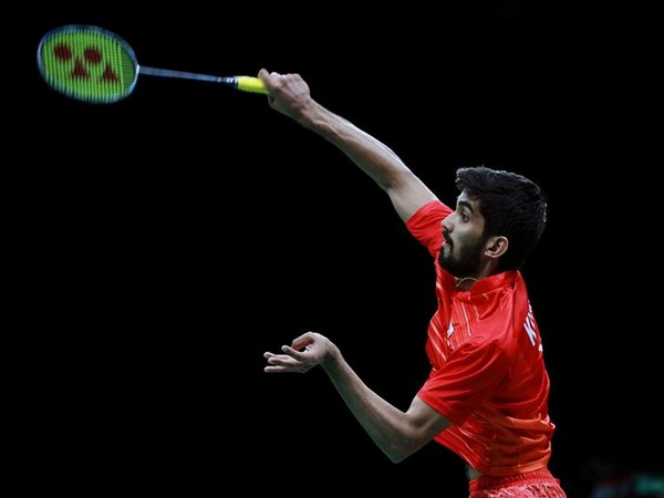 Indian shuttler Kidambi Srikanth