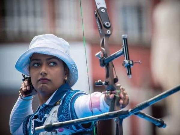 Indian archer Deepika Kumari