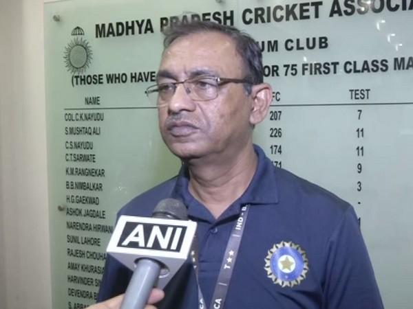 Madhya Pradesh Cricket Association's (MPCA) Media Manager Rajiv Risodkar