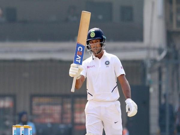 Mayank Agarwal (Photo/BCCI Twitter)