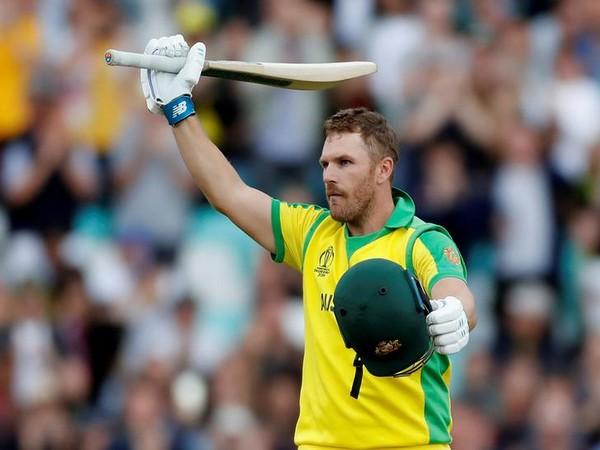 Australia's limited-overs captain Aaron Finch