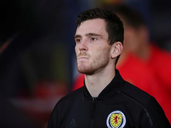 Liverpool's Andy Robertson