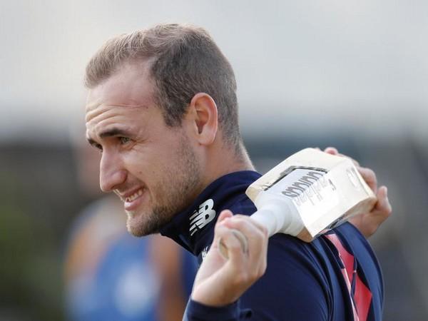 England batsman Liam Livingstone