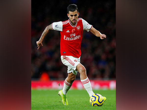 Arsenal's Dani Ceballos