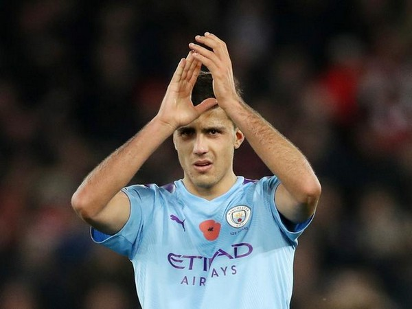 Manchester City's Rodri