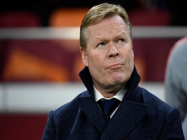 Netherlands boss Ronald Koeman