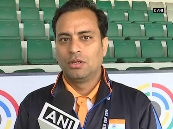 Indian shooter Sanjeev Rajput (File photo)