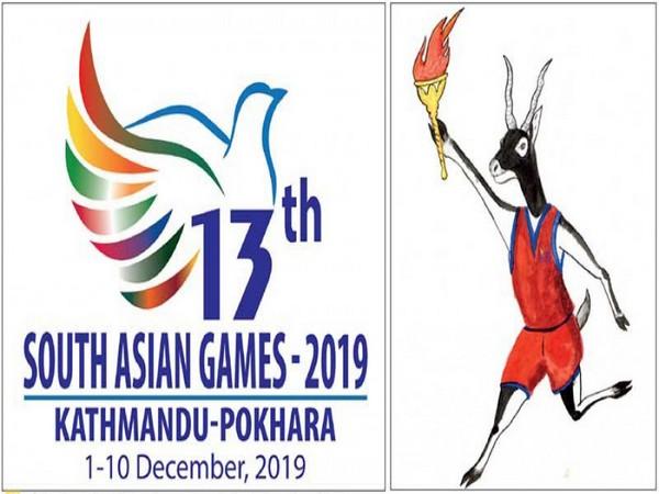 South Asian Games logo