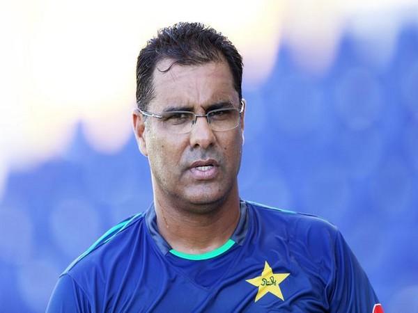 Pakistan bowling coach Waqar Younis