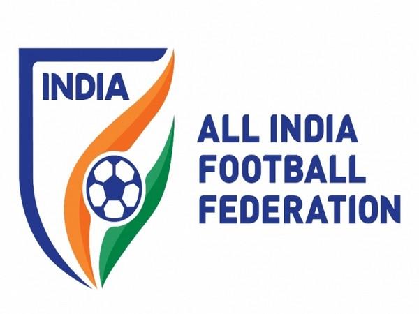 All India Football Federation (AIFF) logo