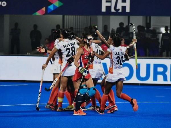 Team India (Photo/Hockey India Twitter)