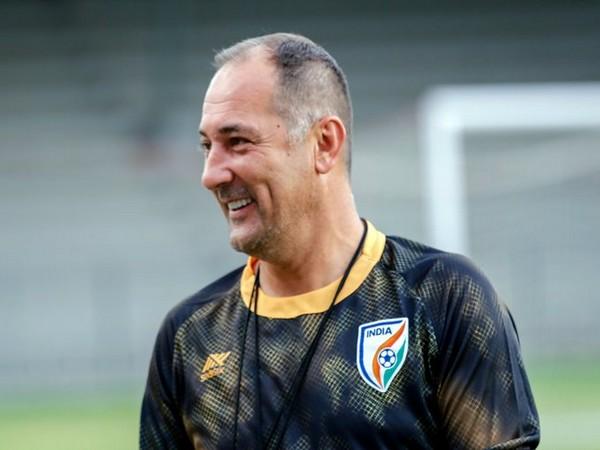 India coach Igor Stimac