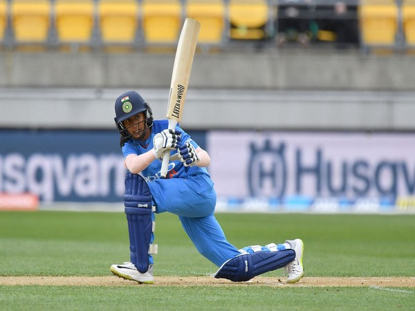 India's Jemimah Rodrigues in action (Picture: ICC's twitter))