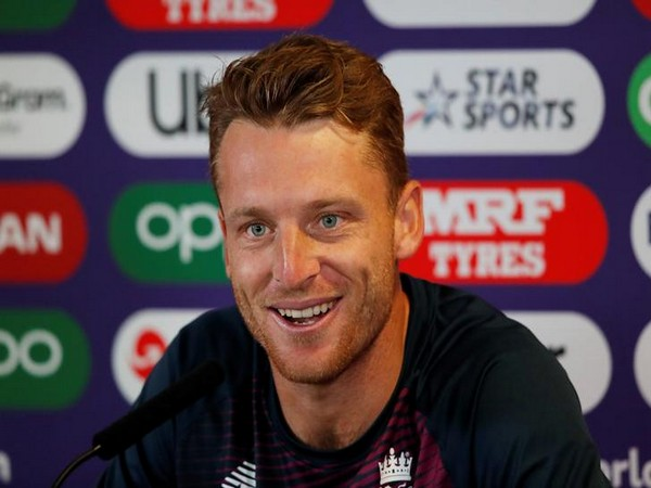 England's Jos Buttler (File photo)