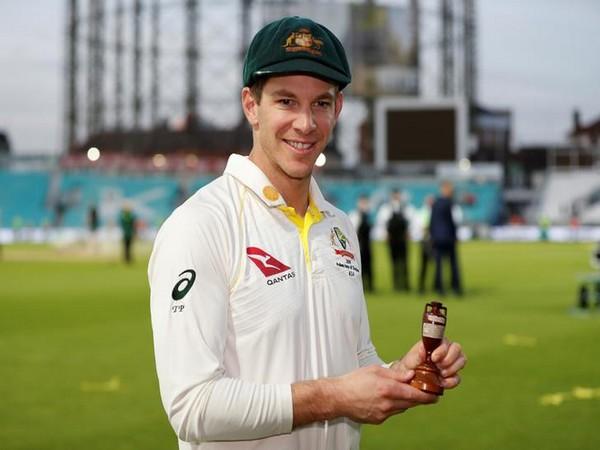 Australia Test skipper Tim Paine