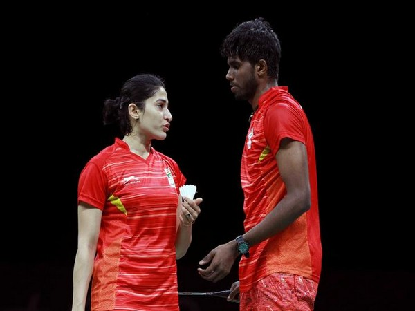 Ashwini Ponnappa and Satwiksairaj Rankireddy