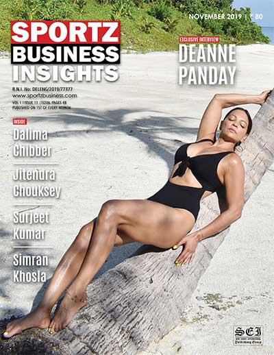 Sportz Business Magazine November 2019