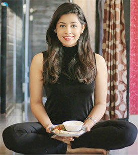 Amita Mishra suggests Ghee
