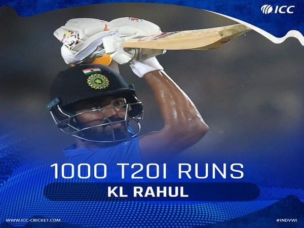KL Rahul (Photo/ICC Twitter)