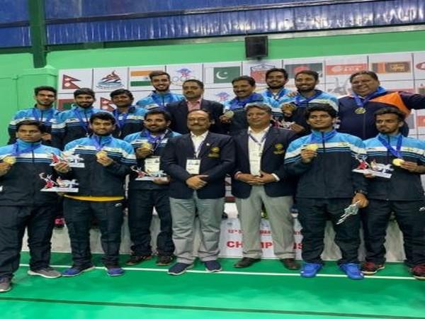 Men's team thrashed Sri Lanka by 3-1. (Photo/ Kidambi Srikanth Twitter)