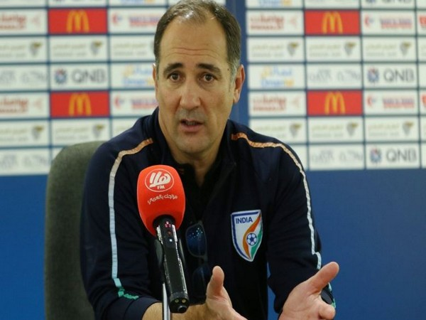 Igor Stimac (Photo/Indian Football Team Twitter)